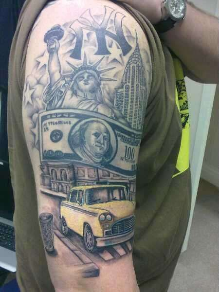 25 best ideas about best chest tattoos on pinterest for Best tattoos ever done