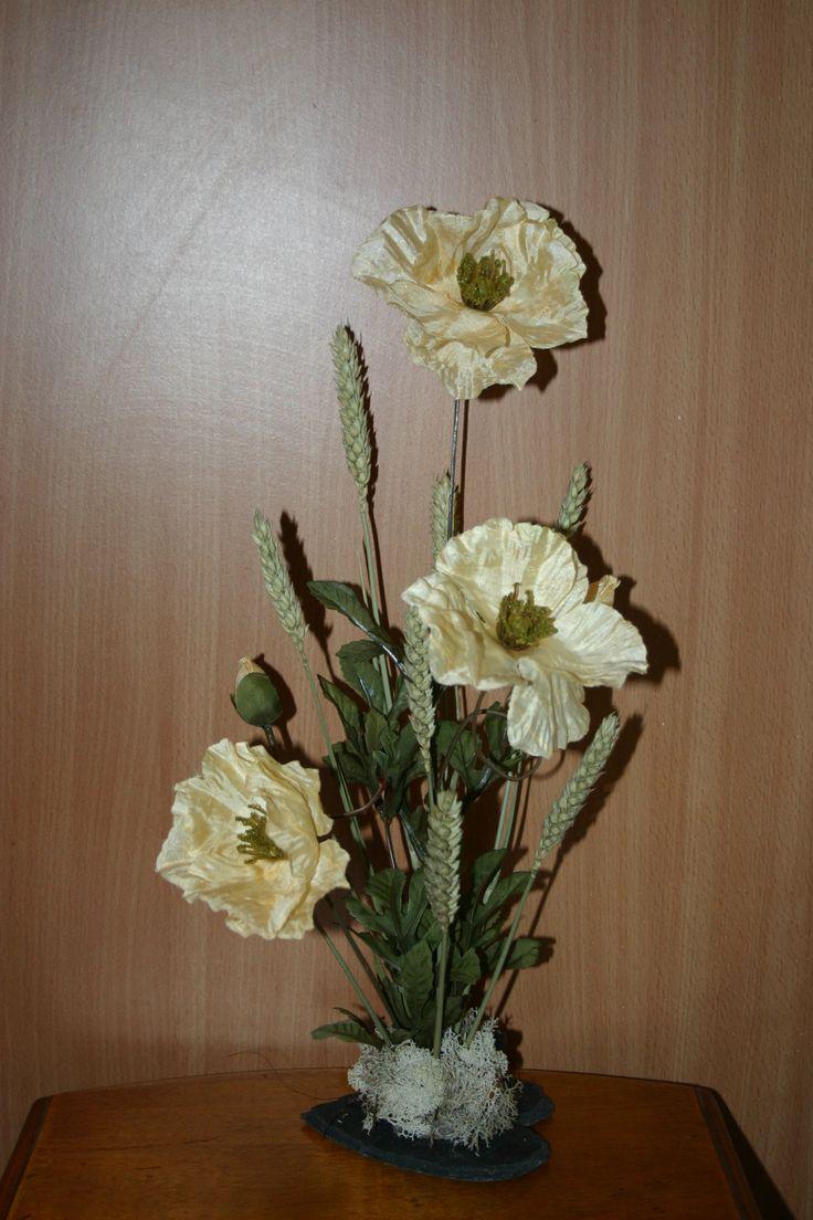 The 14 Best Silk Flower Arrangements Images On Pinterest Silk