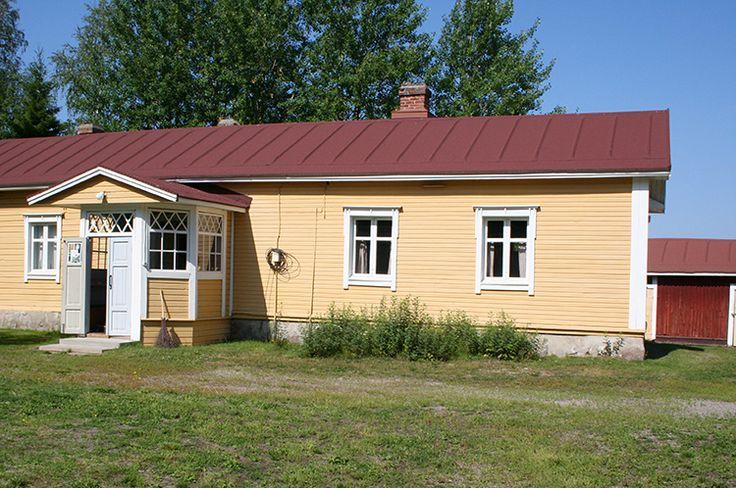Museoon on vapaa pääsy. Se on esimerkiksi hyvä retkikohde kesällä. Oulu (Finland)