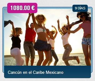 http://www.viajeteca.net/viajes-fin-de-curso/cancun-viajes-de-estudiantes VIAJE FIN DE CURSO A CANCÚN EN EL CARIBE MEXICANO