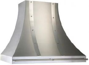 """Vent-a-hood Designer Series JDH236/C2 SS 36"""" Chimney Style Wall-Mount Range Hood With 600 CFM, Magic Lung Filter-less Design, Dual Level Halogen Lighting, Industrys Quietest, In Stainless Steel"""