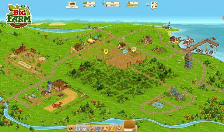 Browsergame Farm