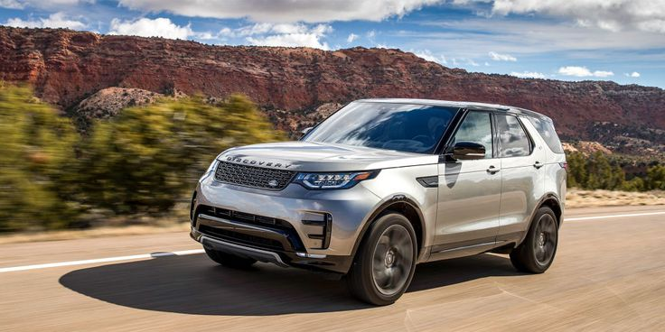 First Drive 2017 Land Rover Discovery HSE in 2020 Land