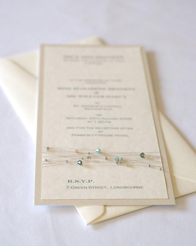 114 best Wedding - Invitations & Paper ideas images on Pinterest ...