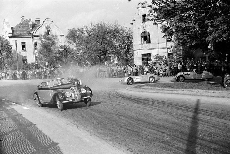 Sankt Polten Austria  City new picture : St. Polten, Austria, April 1953 | Random Stuff | Pinterest | Austria