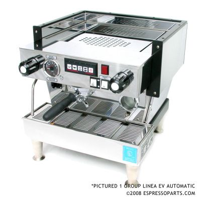 (LM_LINEA1GR_EE) La Marzocco Linea 1 Group EE (Semi-Automatic) Espresso Machine