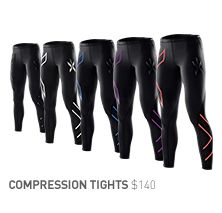 Compression Colour Skins by 2XU