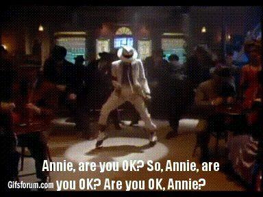 Annie are you ok? Michael Jackson - Smooth Criminal | klub.fm – Klub Zdobywców Biletów