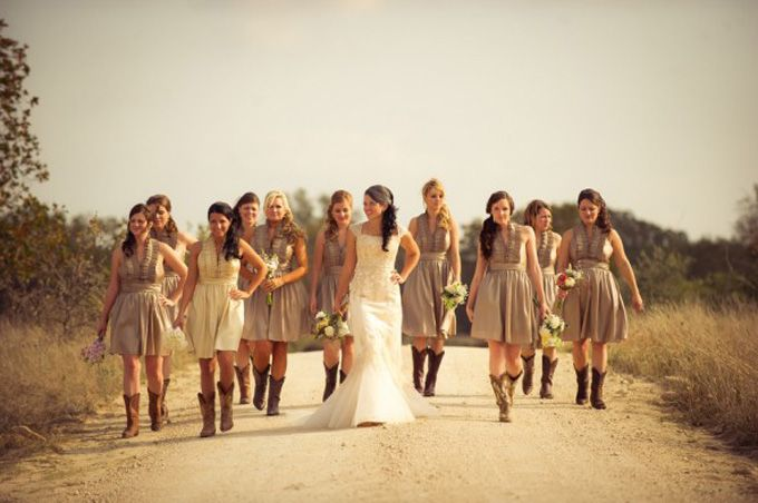Casamento country