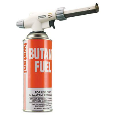 IWATANI Cooking Torch (Fuel Not Included)