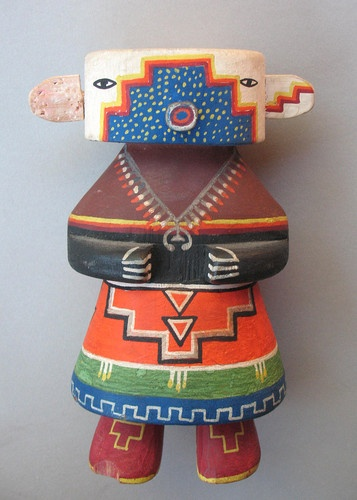 Kachina Doll Hopi