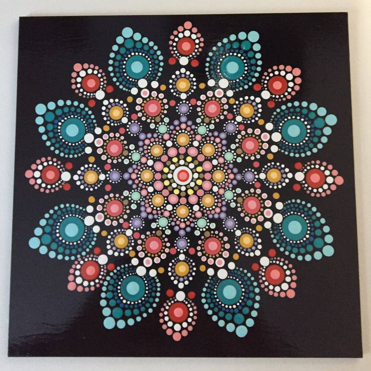 25+ best ideas about Dot painting on Pinterest | Stone art ...