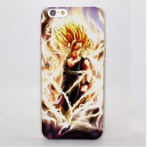 DBZ Gohan Kid Super Saiyan Fan Art Design Graphic iPhone 4 5 6 7 Plus Case  #DBZ #GohanKid #SuperSaiyan #FanArtDesignGraphic #iPhone7PlusCase