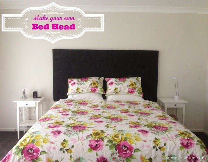1000 Images About Bed Head Ideas On Pinterest Diy