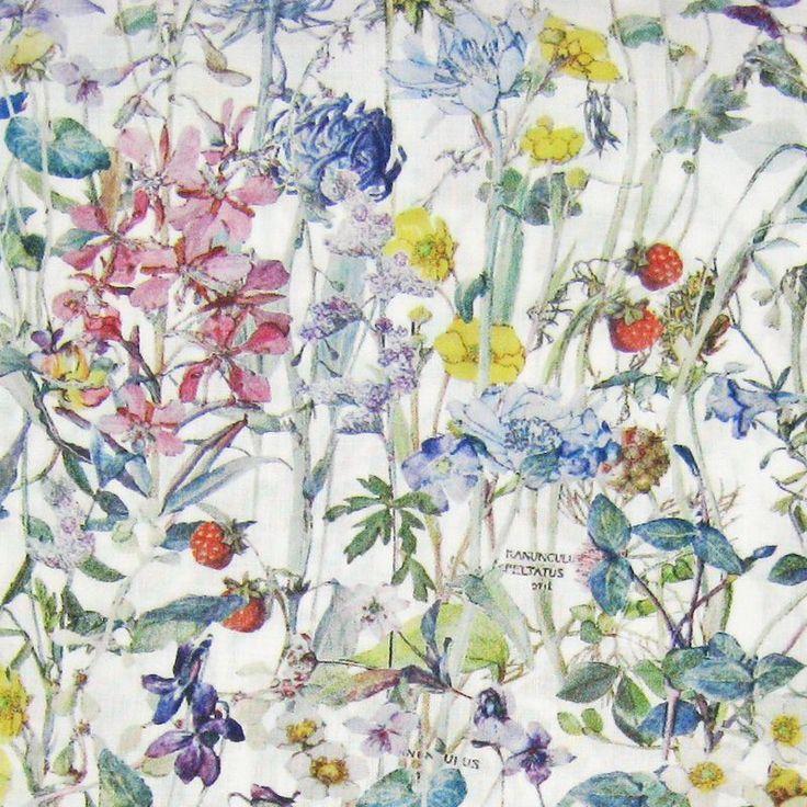 リバティープリント Wild Flowers ワイルド・フラワーズ 03634251 14A