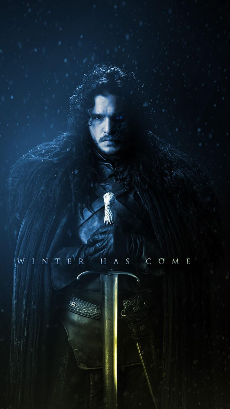 Everything You Need To Know To Start Watching Gameofthrones Jonsnow Stark Thronesland Bindeals Winter Is Coming Wallpaper Got Game Of Thrones Jon Snow Game of thrones wallpaper iphone xs max