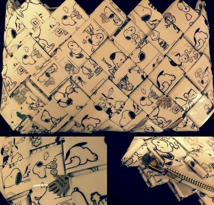Suki's Handmade Creations #facebook #handmade_cartoon_bag