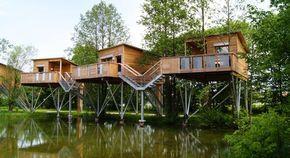 Nachhaltiger Spaß mit der ganzen Familie ins bayrische 4-Sterne Baumhaus - 2 Tage oder mehr ab 72 €   Urlaubsheld