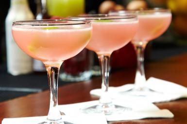 Pink Lady  Cocktail - Josh Kearns / Photographer's Choice RF / Getty Images