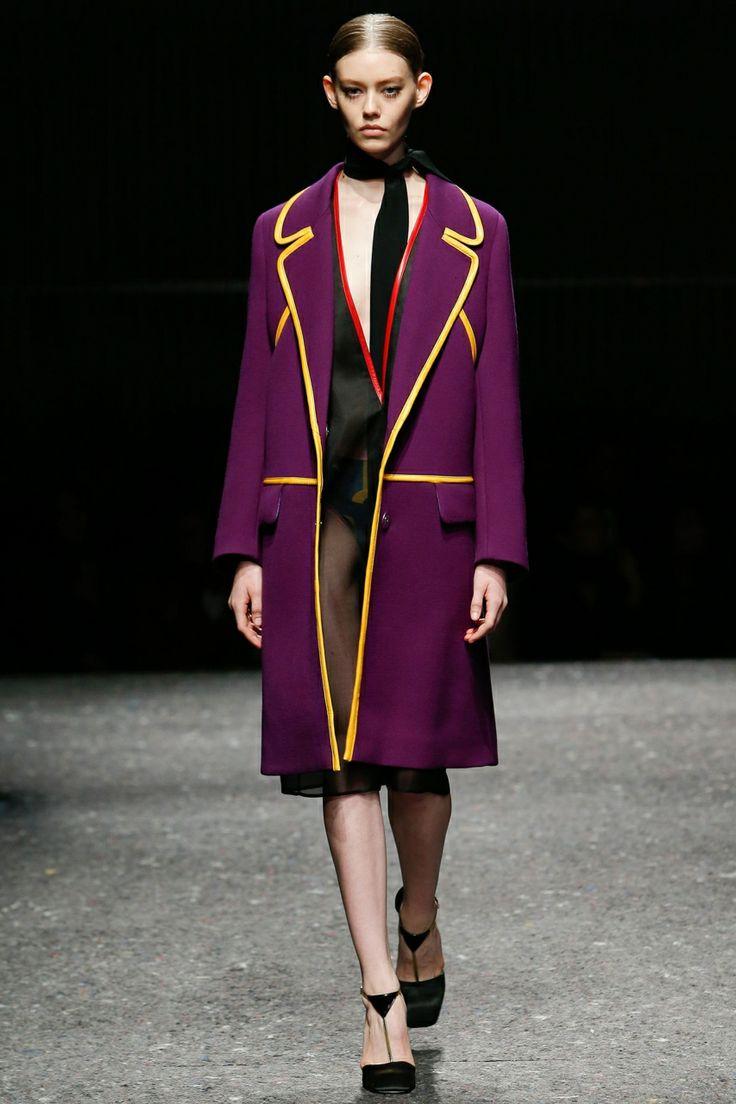Prada - Милан - Осень-зима 2014/2015 - Коллекции composite garments