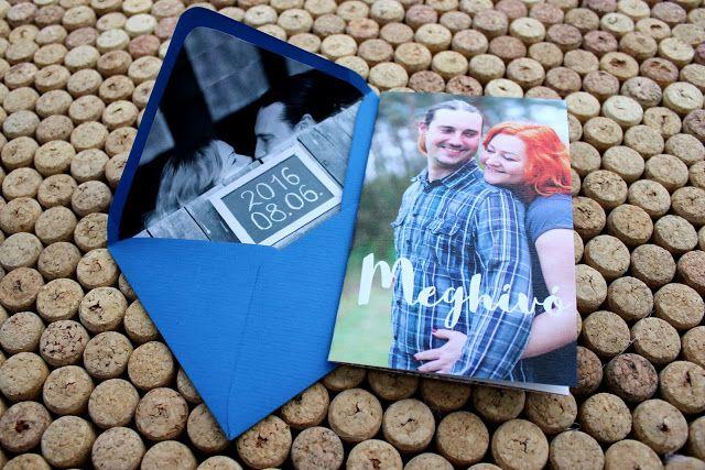 Esküvői meghívók 2016