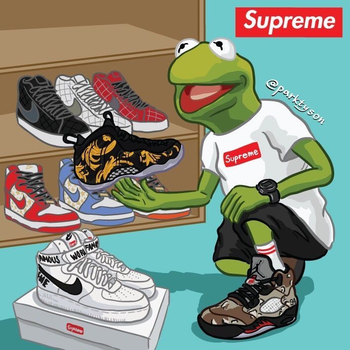 Check Out This Dope Artist | Sneakerheads Amino