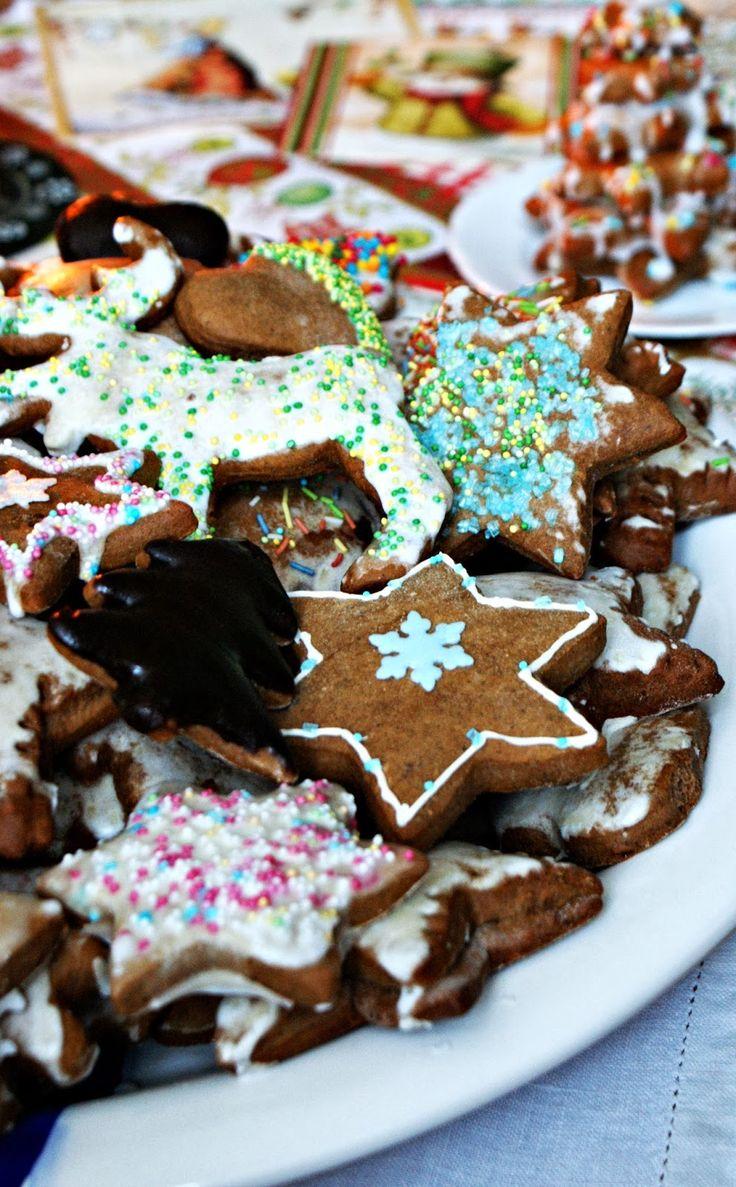 Pierniczki, które warto zrobić! Nadziewane i zwykłe. http://iinspiracje-kulinarne.blogspot.com/2013/11/pierniczki-ktore-warto-zrobic-przepis.html?utm_source=BP_recent