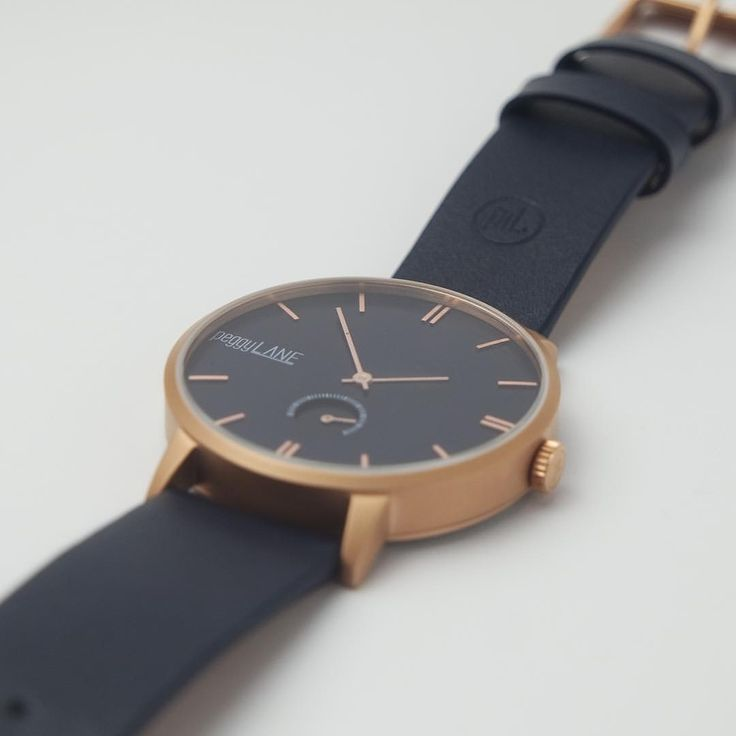 peggyLANE // royal-copper instrument of time. Royal blue teamed with matt copper to make the perfect combination www.peggylane.com.au