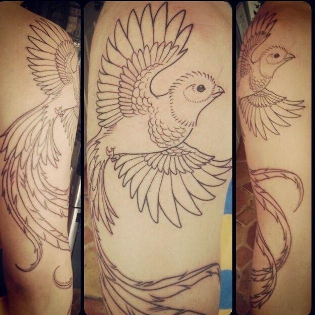 Quetzal tattoo                                                                                                                                                                                 More
