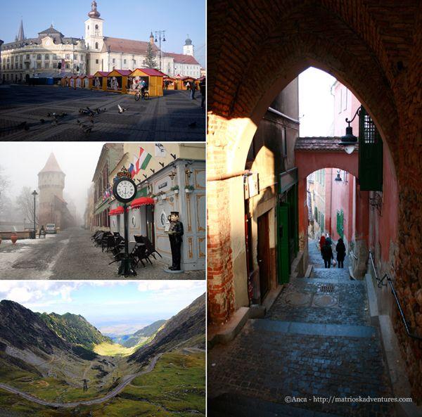 Sibiu Transilvania – la città dove i tetti delle case hanno gli occhi