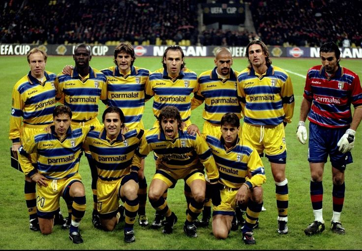 Parma FC #Throwback #9ine @Parma