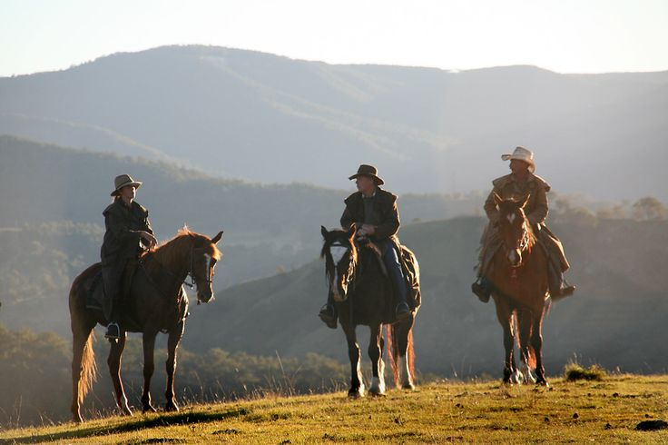 Riding in the Blue Mts. Australia. Def going here in november <3