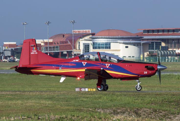 https://flic.kr/p/TBxVmb | Pilatus PC-7 mkII, Royal Malaysian Air Force | Alor Setar AB, Malaysia