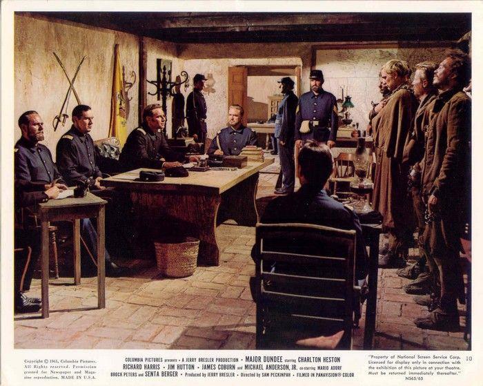 Major Dundee - 1965 - Sam Peckinpah