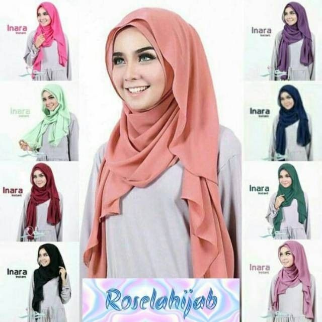 Saya menjual Jilbab instan inara seharga Rp55.000. Dapatkan produk ini hanya di Shopee! https://shopee.co.id/tetureladn/699314087 #ShopeeID
