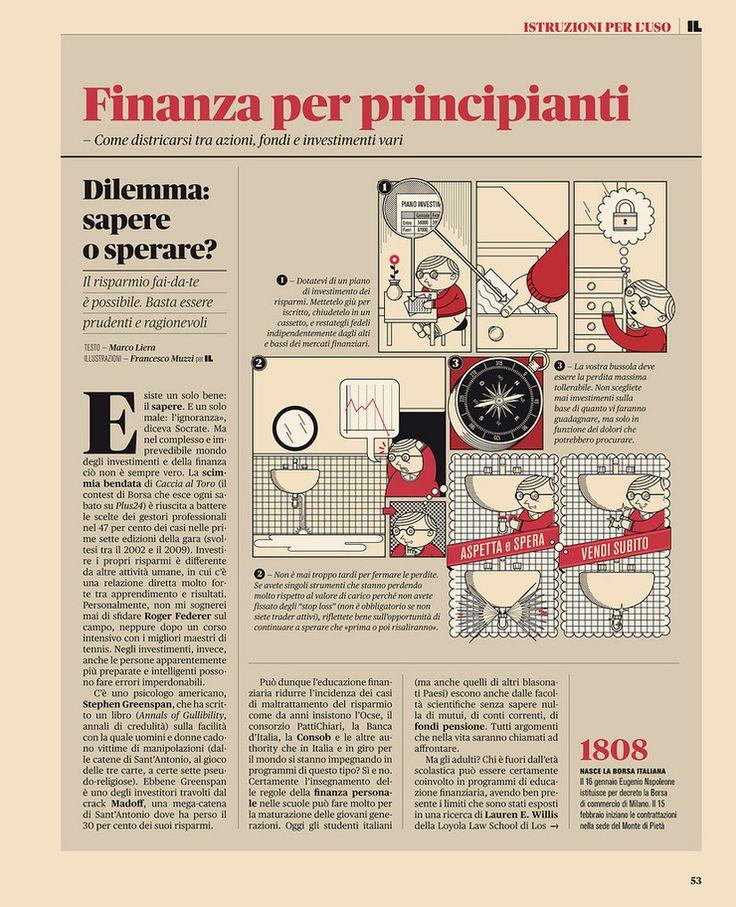 이탈리아 시사잡지 IL의 감각돋는 표지디자인/편집디자인 : 네이버 블로그