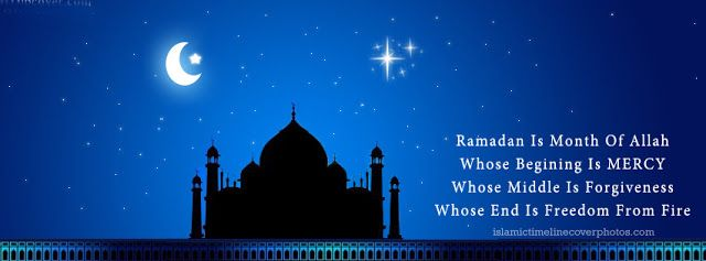 In this article we are going to share Ramadan 2016 FB Timeline Cover With Ramdan Quotation which you can use on your facebook timeline or page to say welcome to ramadan 2016.