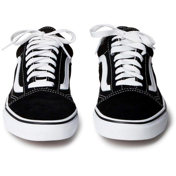 1bfc9123f0 Old skool ( 92) ❤ liked on Polyvore featuring shoes