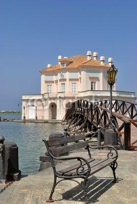 Bacoli - Napoli - Lago Fusaro - Casina Vanvitelliana