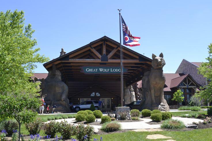 Great Wolf Lodge - Mason, Ohio
