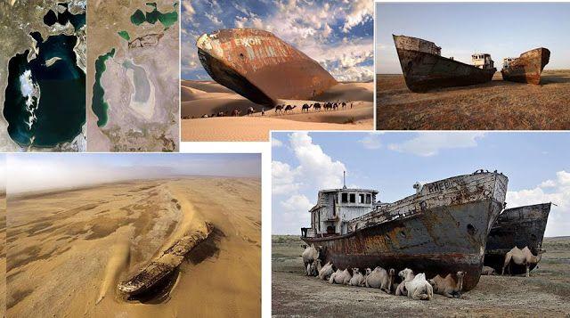 mar aral antes y despues - Buscar con Google