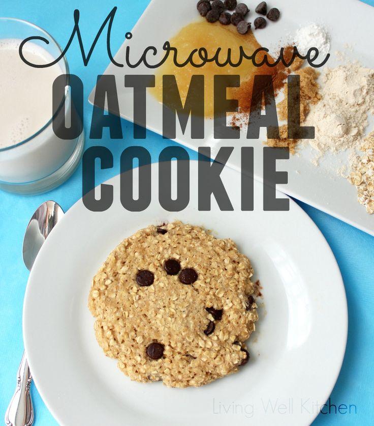 microwave oatmeal cookie recipe microwave oatmeal