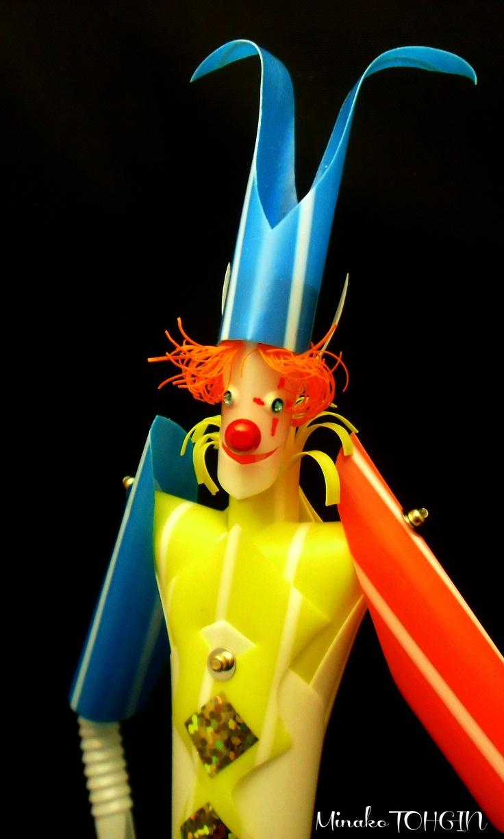 279 best plastic straw art images on pinterest straw art for Plastic straw art