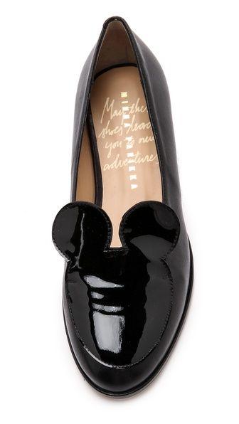 Mickey Mouse en mis zapatos