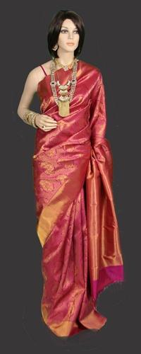 Bridal kanjivaram sari,south indian sari