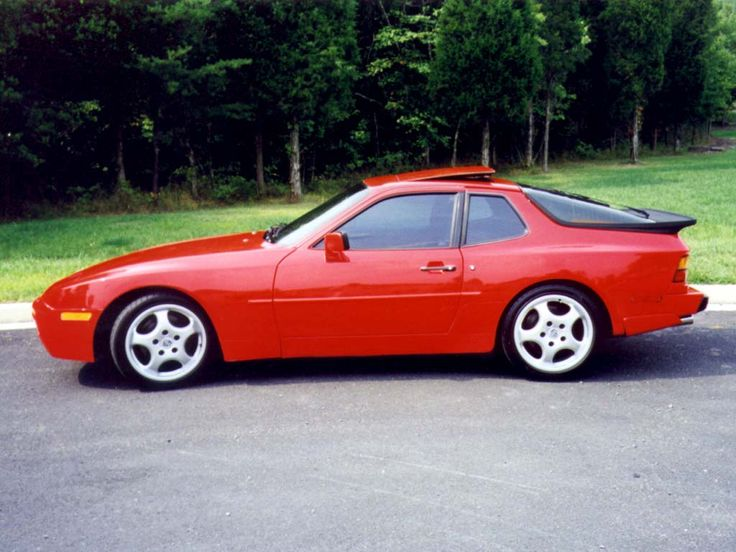 Beau Jakeu0027s Porsche 944 From Sixteen Candles   My Dad Had This In Sapphire Blue    Awesome!