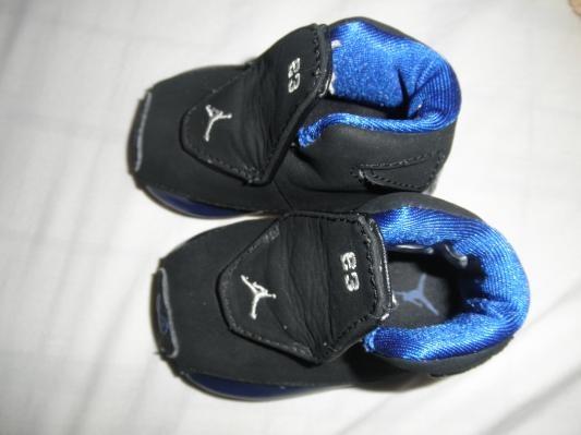Jordan baby boy shoes size 1
