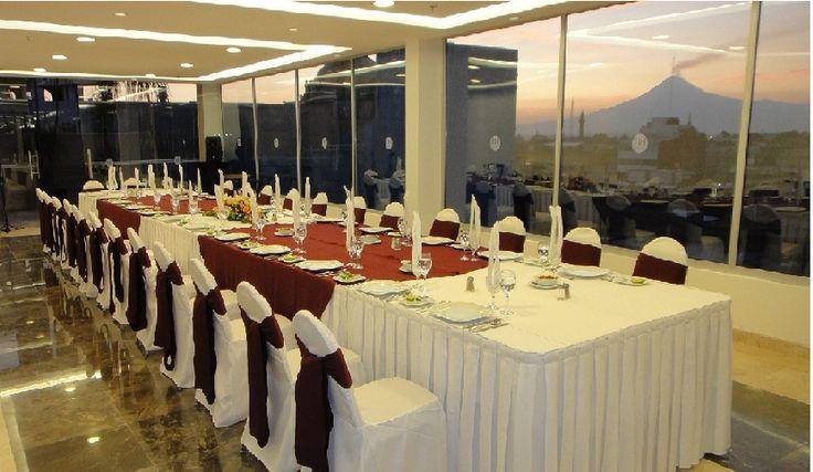 Salón Volcanes Nh-Puebla