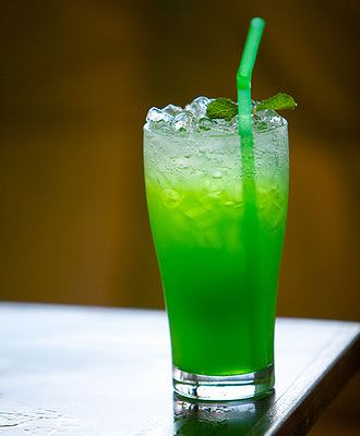 Will you be making any fun cocktails for St Patrick's day?