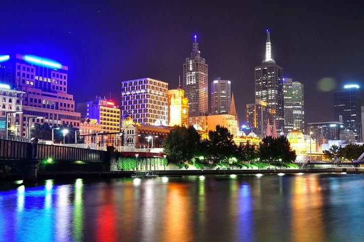 Мельбурн. Австралия